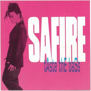 Safire - Taste The Bass [Maxi Single 1991]