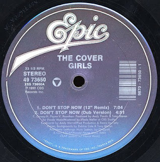 The Cover Girls - Don't Stop Now [12'' Vinyl 1990]