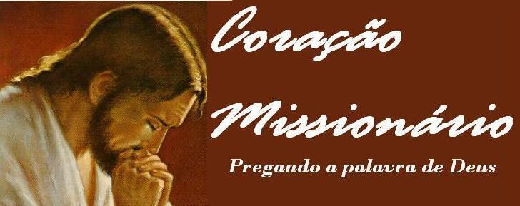 CORAÇÃO MISSIONÁRIO
