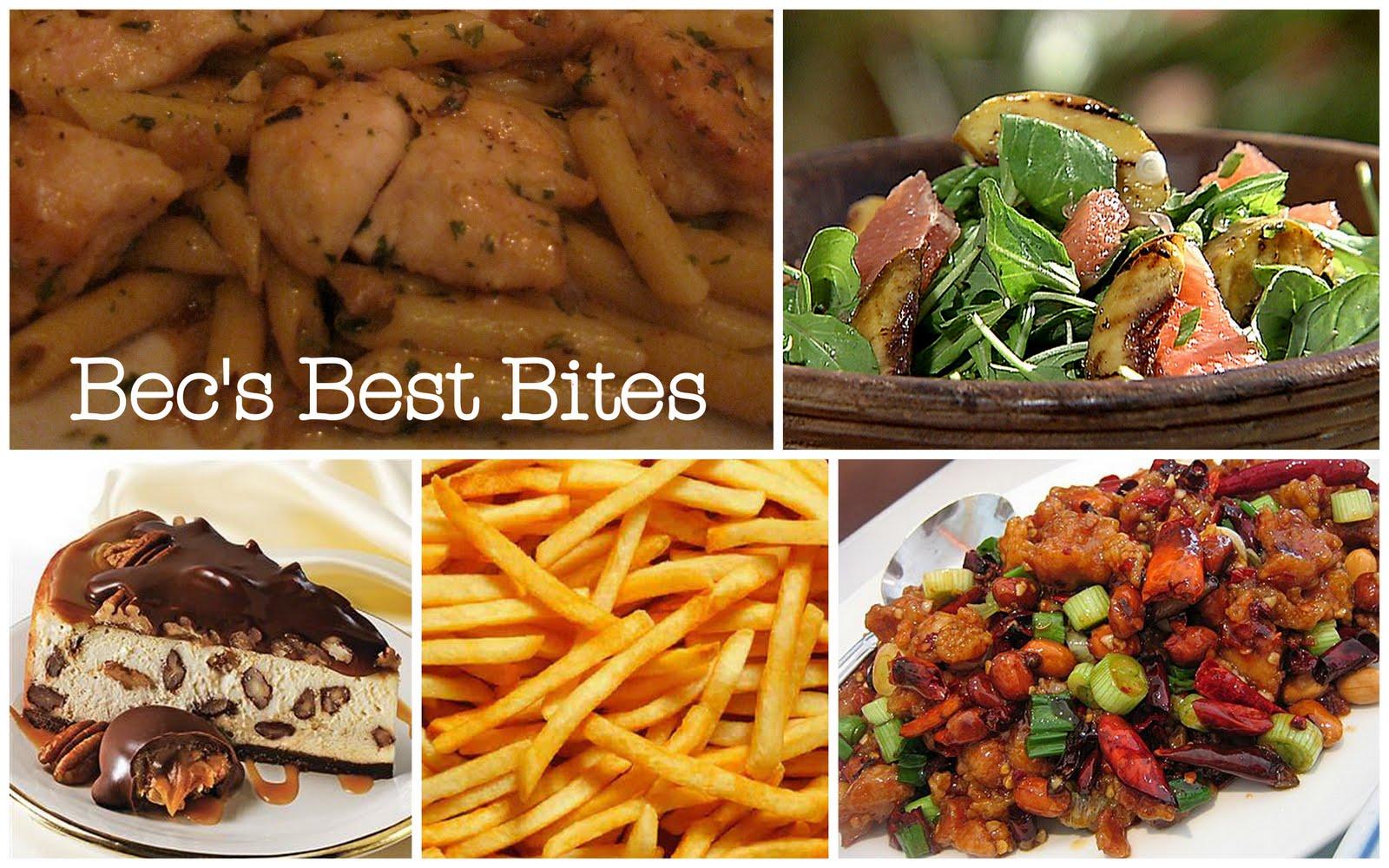 Bec's Best Bites