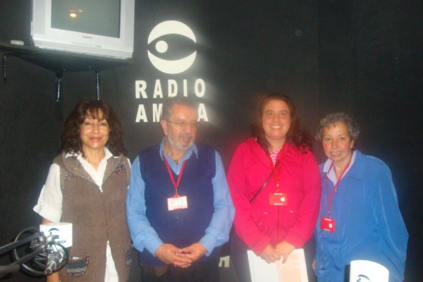 Misioneros en acción. 2009.