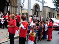 Fiesta de la Divina Misericordia 2009