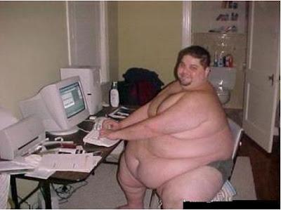 Skinny Bitch Fat Guy