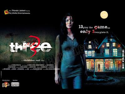 Three (2008) – Telugu Horror DVD Movie
