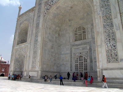 taj mahal wallpaper. Taj Mahal Photo Gallery
