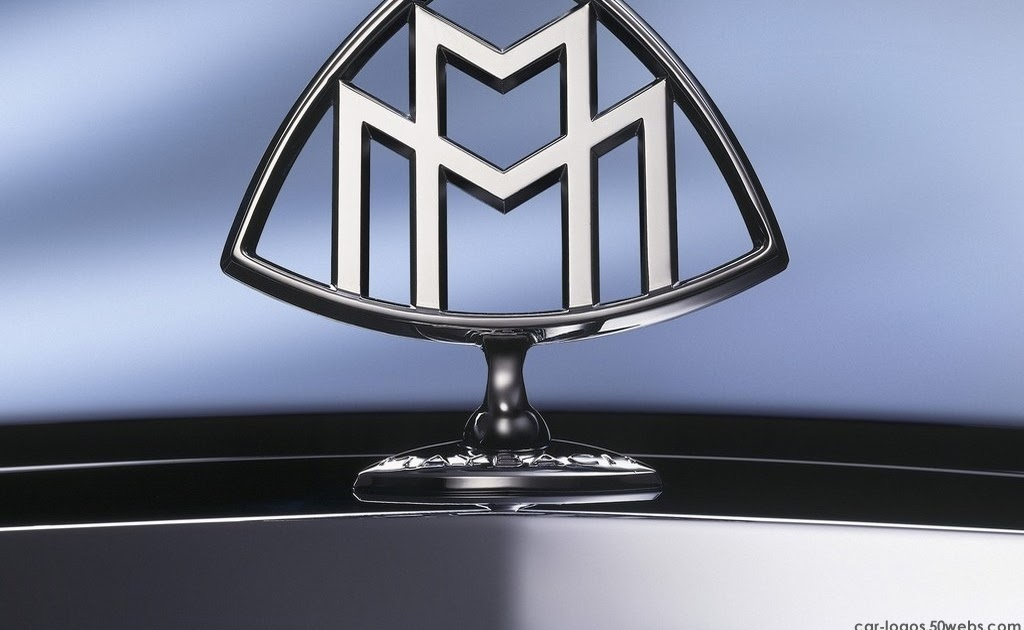Auto Cars Logos Maybach Logo