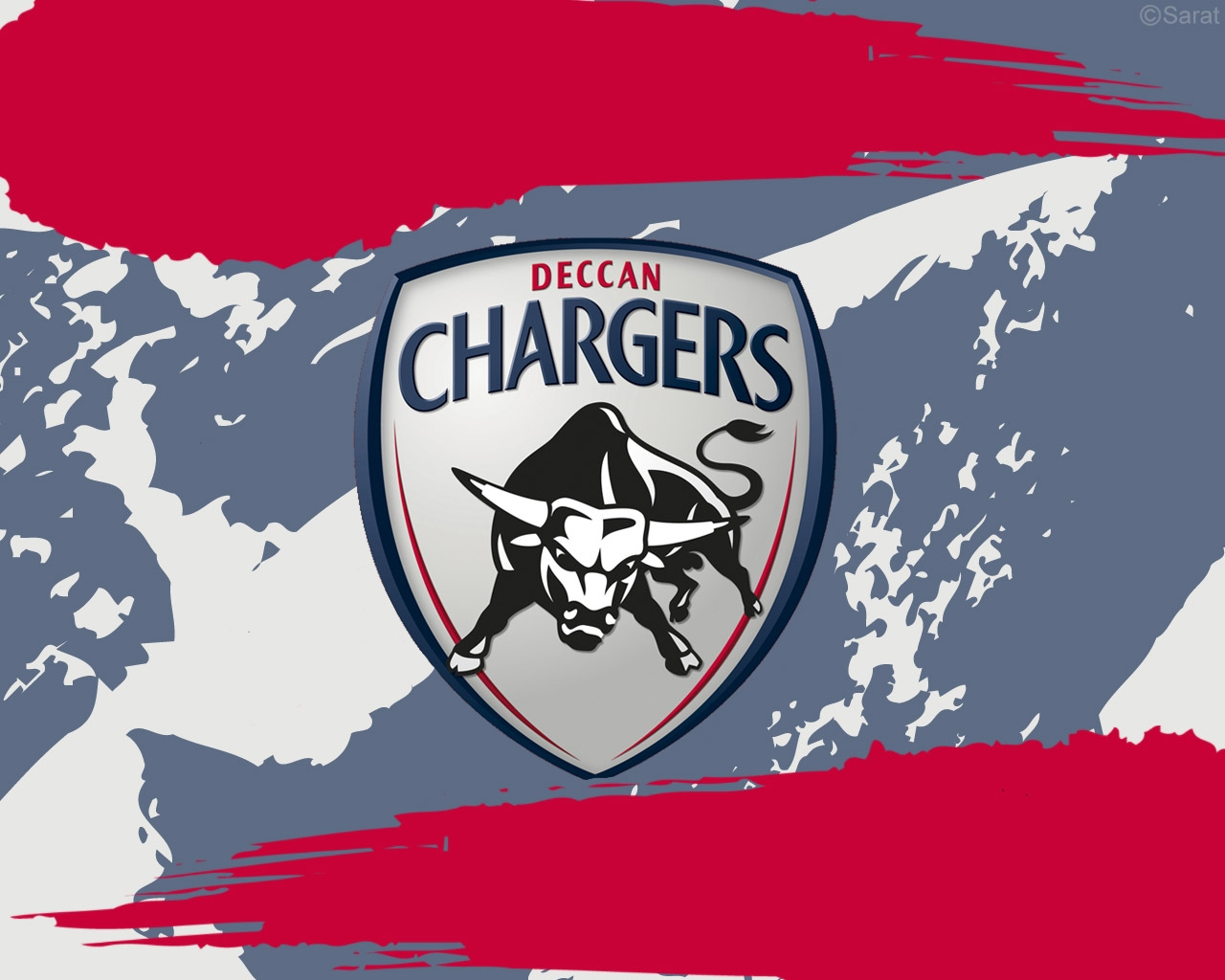 Deccan Chargers Logo Wallpapers. Deccan Chargers known in short as DC is a