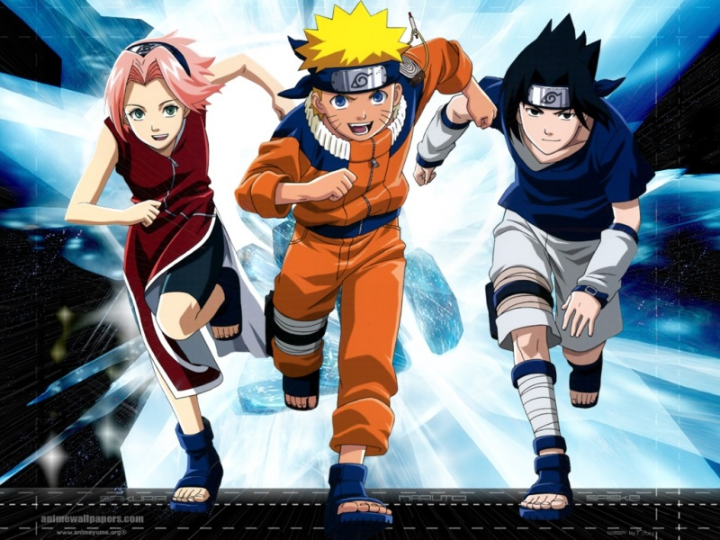 Naruto Cartoon Photos And
