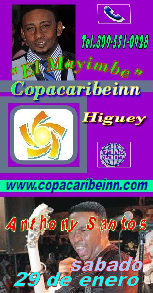 say YES to Copacaribeinn Higuey