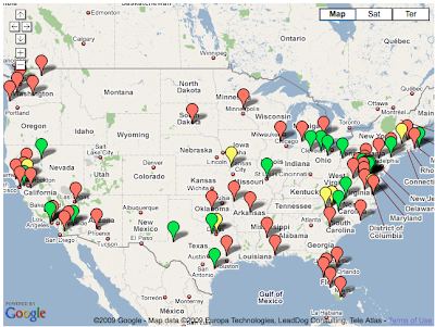 An On The Take Part Blog We Get Another Glimps Of Homelessness Mapped In Us