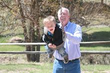 Fun with Papa!