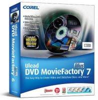 Corel DVD MovieFactory Pro 7.0