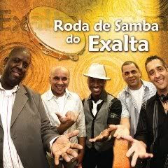 Cd Exaltasamba Roda de Samba do Exalta (2010)