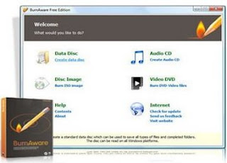 Download BurnAware Free Edition 6.5
