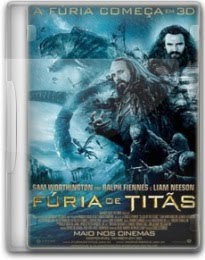 Download Filme Fúria de Titãs Dvdrip Legendado