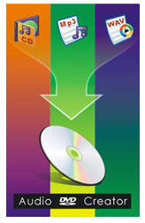 Baixar - Audio Dvd Creator V1.9.1.0