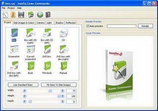 Insofta Cover Commander v2.9.1.1