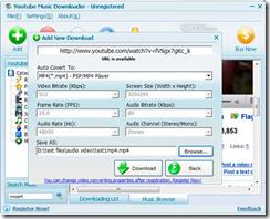 Baixar YouTube Music Downloader 7