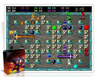 Baixar - Atomic Bomberman - PC