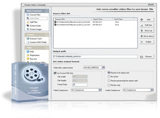 Baixar   Power Video Converter.v1.6.9 + Keygen