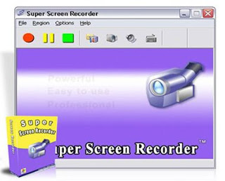 Download - Super Screen Recorder v4.0