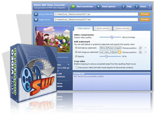 Baixar - SWF Video Converter v3.5.22.101