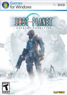 Lost Planet Extreme Condition HATRED - Pc Game