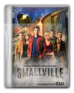 Download Smallville   8ª Temporada Completa