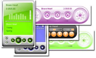 Baixar - Aleo Flash MP3 Player Builder 3.2