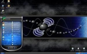 Thema XP - Blue Nano