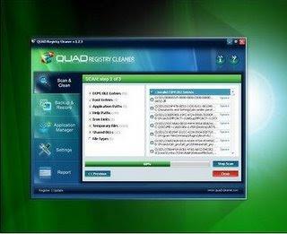 Download - QUAD Registry Cleaner 1.5.69