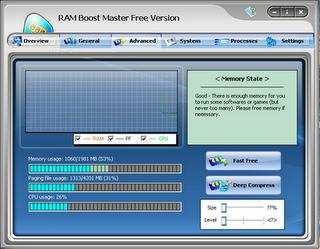 RAM Boost Master 6.1.0.8146