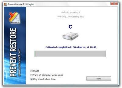 Download - Prevent Restore 2.11