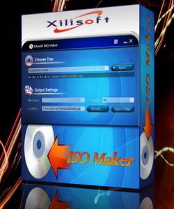 Download - Xilisoft ISO Maker v1.0.20 build 0410