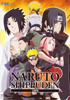 Download - Naruto Shippuuden - 1ª Temporada Completa - Rmvb - Legendada