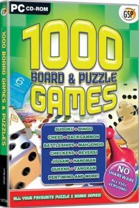 Download - 1000 Board & Puzzle Games (PC)