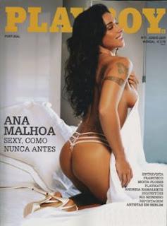 Playboy Portugal   Ana Malhoa   Junho 2009