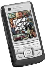 GTA (Grand Theft Auto) 4 Para Celular