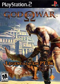 Download - God Of War 1 PS2 Português