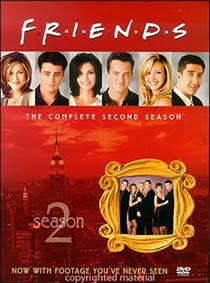 Download - Friends 2ª Temporada Completa