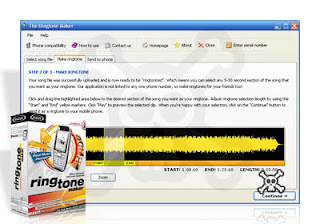 Download - The Ringtone Maker 3.40