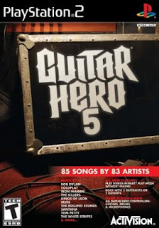 Download Jogo Guitar Hero 5 - Ps2