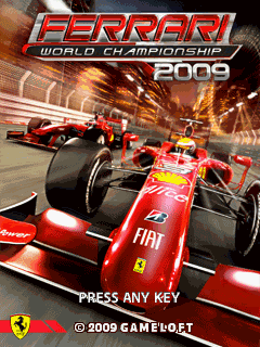 Download - Jogo Ferrari World Championship 2009 Celular