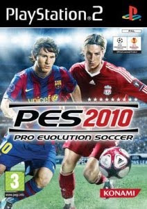 Download   Pro Evolution Soccer PES 2010 (PS2)