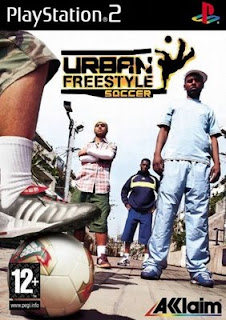 PS2 - Urban Freestyle Soccer