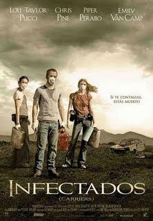 Filme Poster Infectados DVDRip RMVB Dublado