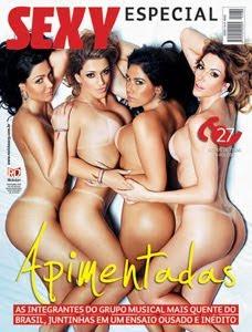 Sexy Especial As Apimentadas - Novembro 2009