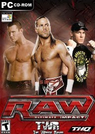 WWE RAW: Ultimate Impact 2009 PC