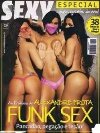 Sexy Especial Proibidas Funk Sex Novembro 2010
