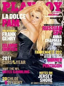 Playboy USA Pamela Anderson Janeiro 2011